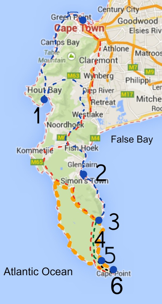 map Day 4