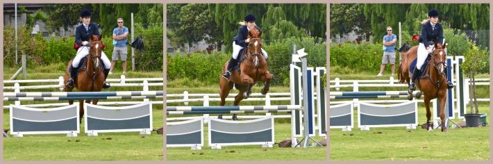 horse emma jumping 1